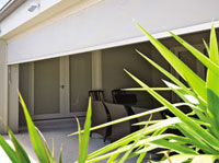 Retractable Outdoor Blinds